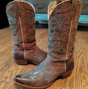 Shyanne cowboy Western riding boots